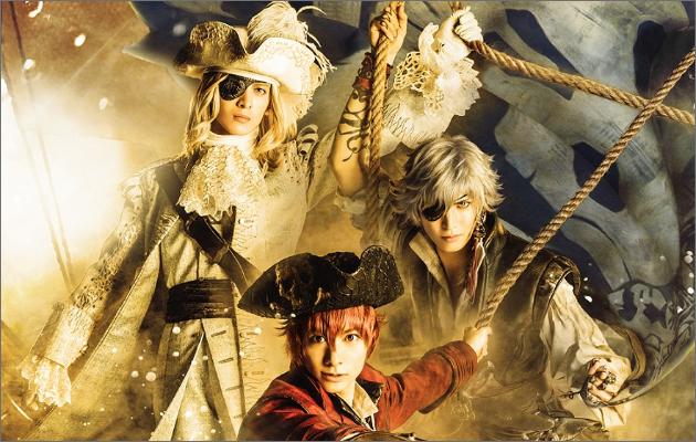 """『うたプリ』舞台「Pirates of the Frontier」テレビ初放送決定!""""舞台版シアシャイ""""の「パイフロ」を自宅で楽しめる"""