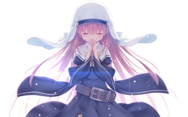 Keyなどによるオリジナルアニメ『神様になった日』ティザーPV&ビジュアル公開!神として目覚めた少女を描く