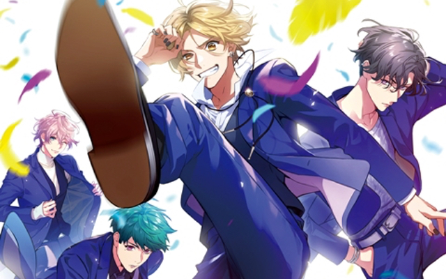 「DIG-ROCK」キャラクターソングが音楽配信リリース!ヴォーカルキャストは内田雄馬さん&古川慎さん