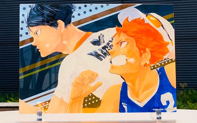 『ハイキュー!!』『鬼滅の刃』アクリルアートが当たるキャンペーン開催決定!日向&影山のこれまでを振り返るPVも公開