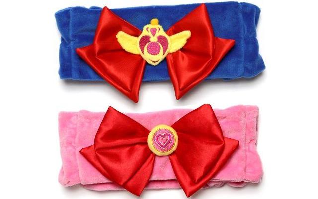 『美少女戦士セーラームーン』胸元のリボン&守護聖マークがポイントのヘアバンドが登場!