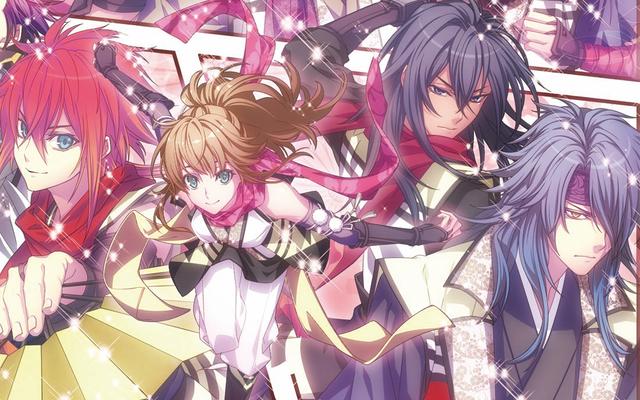 オトメイトが贈る忍者学園恋愛ADV『忍び、恋うつつ』Nintendo Switchソフトが発売決定!