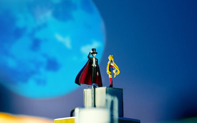 『美少女戦士セーラームーン』の世界をミニチュアで表現!「スモールワールズ TOKYO」エリア詳細発表