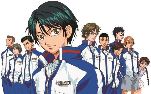 TVアニメ『テニスの王子様』毎日1話ずつYouTubeにて無料公開中!