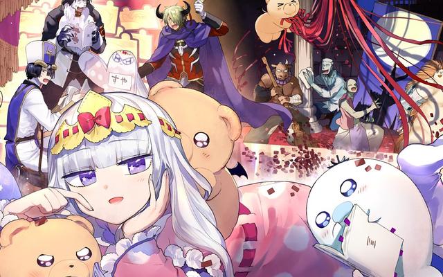 TVアニメ『魔王城でおやすみ』追加キャストに下野紘さん&小山力也さんが決定!熊之股鍵次先生の応援イラストも