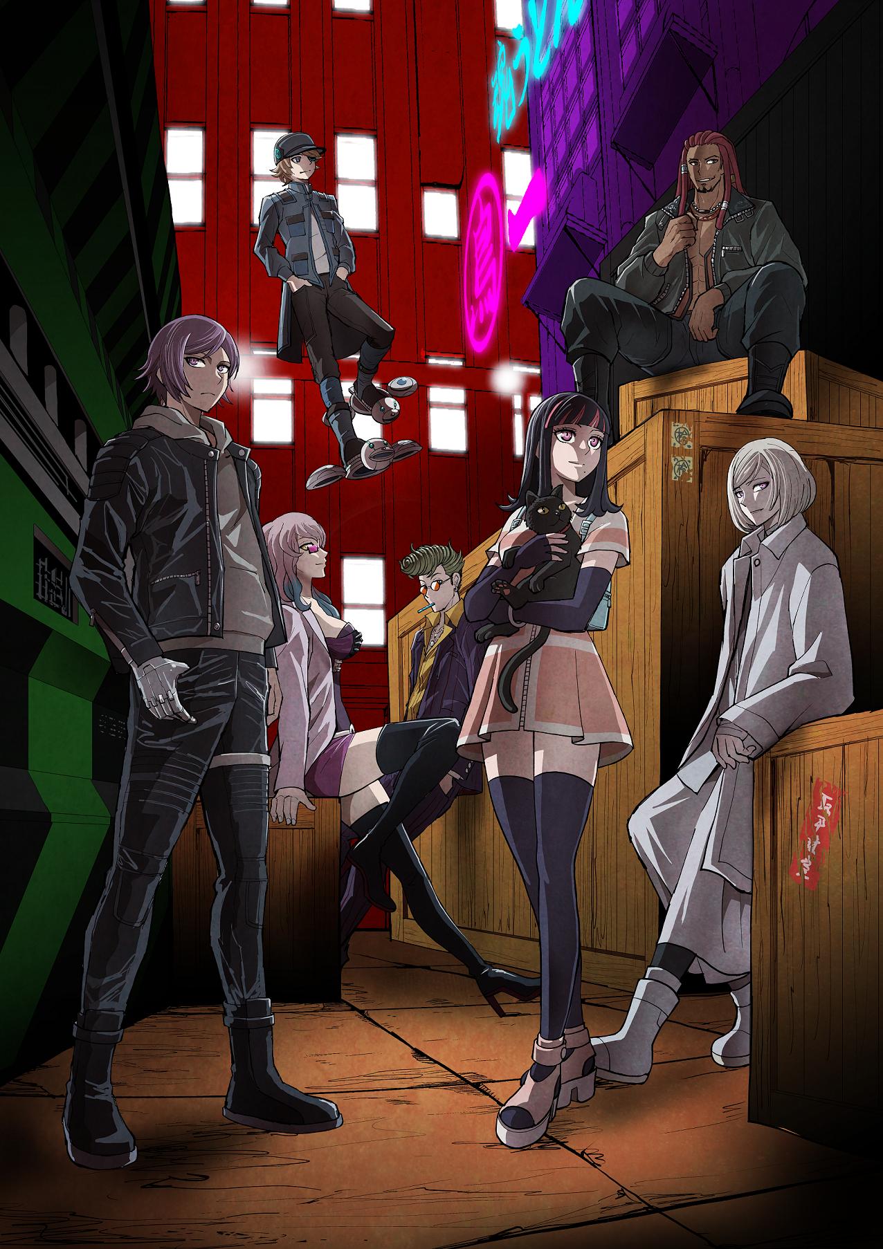 オリジナルアニメ『アクダマドライブ』のコミカライズ作品「Renta」独占配信決定!