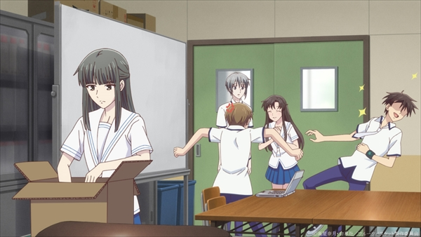 TVアニメ『フルバ』藤堂公&桜木直人のCV&キャラビジュ解禁!