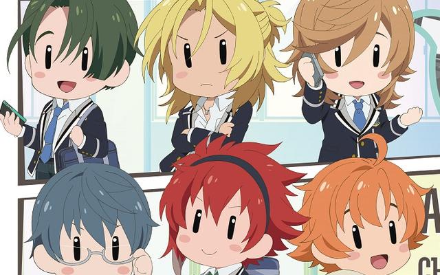 TVアニメ「ACTORS」キャラソンアルバムの全曲試聴クロスフェード動画公開!