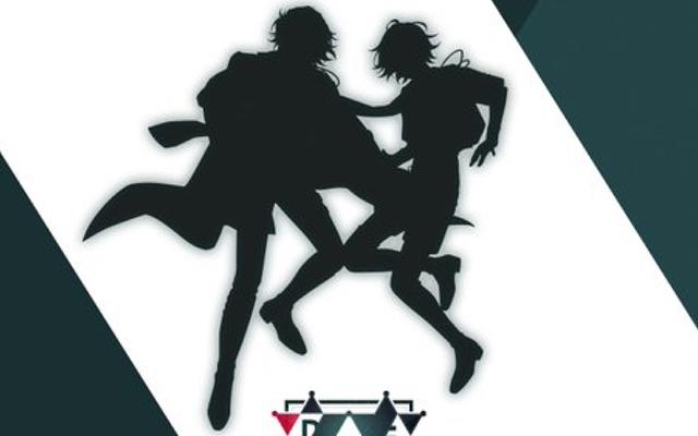 『あんスタ』新ユニット「Double Face」発表!シルエット・六芒星モチーフのユニットロゴが公開