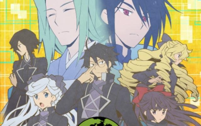 TVアニメ『ログ・ホライズン 円卓崩壊』新キービジュアル公開!放送は2021年1月へ延期に