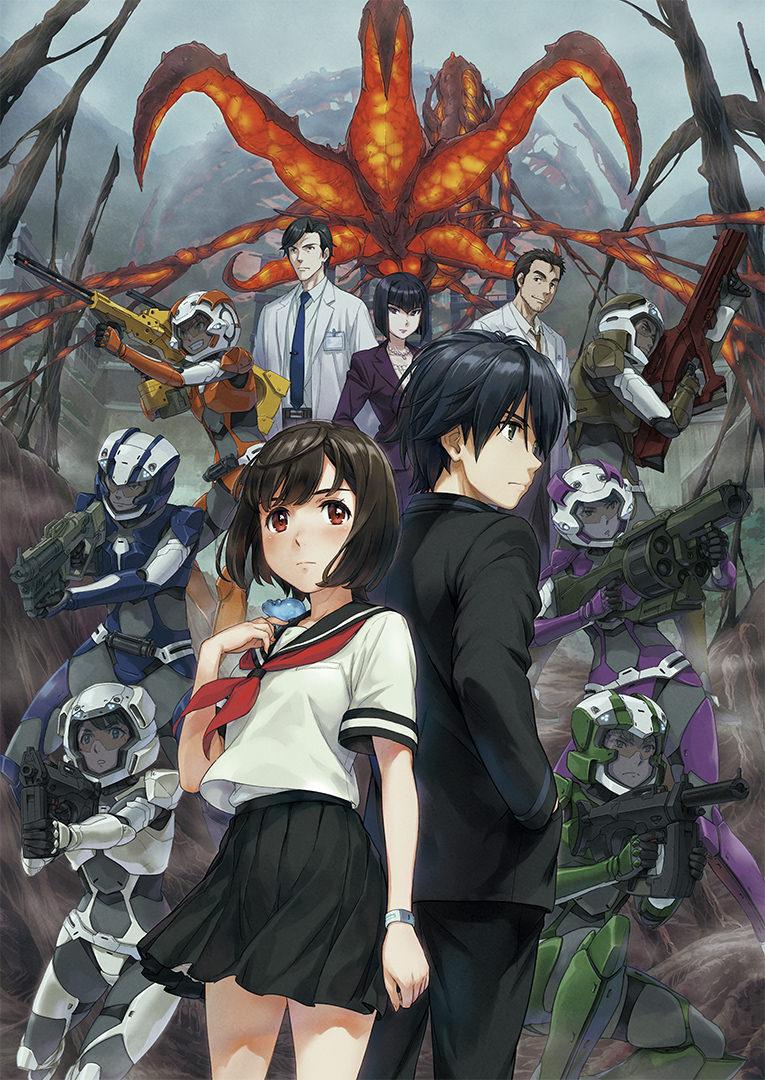 村田和也監督×制作会社ボンズのNetflixアニメ『A.I.C.O.』が地上波で7月より放送決定!