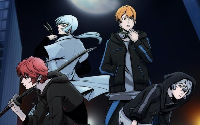 闇芝居 x 忍者がテーマの都市伝説ホラーアニメ『忍者コレクション』今夏放送決定!キャストには若手俳優が集結