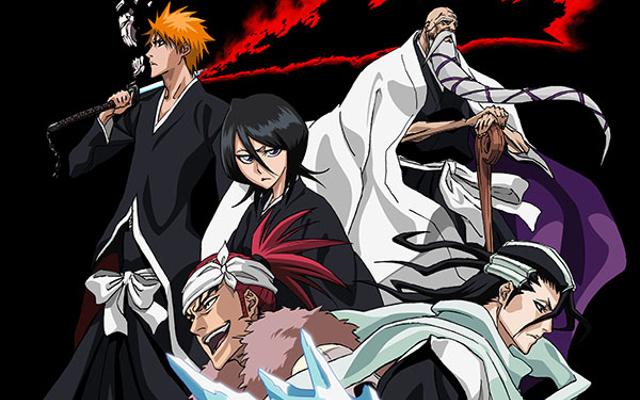 TVアニメ『NARUTO』忍界大戦編&『BLEACH』尸魂界篇など一部エピソード無料公開!
