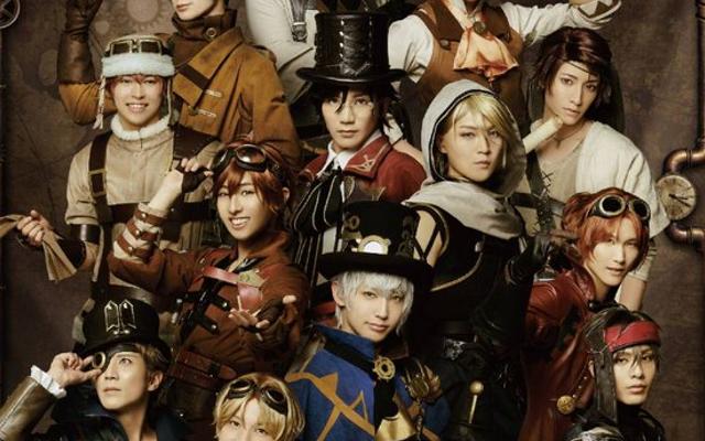 上演中止となった『ツキステ キソセカイステージ』キービジュ公開&グッズが通販に登場!