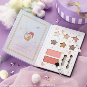 「一番コフレ 星のカービィ KIRBY'S HOPPE ~star gift collection~」B賞 day & night コスメパレット