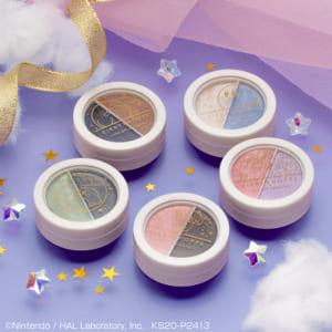 「一番コフレ 星のカービィ KIRBY'S HOPPE ~star gift collection~」F賞 ふたつの色のアイメイクコレクション