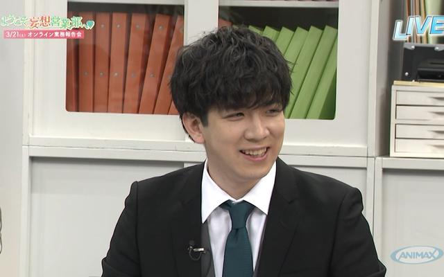 人気声優がスーツ男子を演じる『ようこそ妄想営業部へ♡』追加キャストが金曜日に発表&SP動画公開!