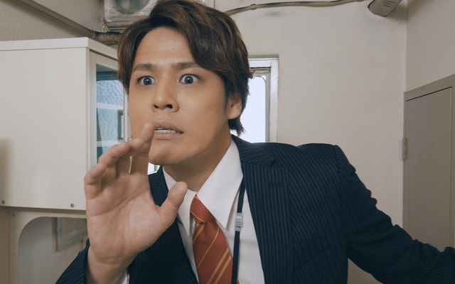 宮野真守さん主演ドラマ「U.F.O.たべタイムリープ」本編未公開カット&宮野さんの新コメントが到着!