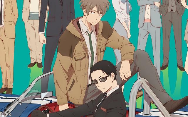 TVアニメ『富豪刑事』新規カットを含むPV公開!先行上映会&コラボカフェの開催も