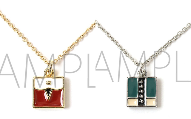 『タイバニ』虎徹&バーナビーの衣装モチーフのネックレスが登場!身に付けて推しを身近に感じよう