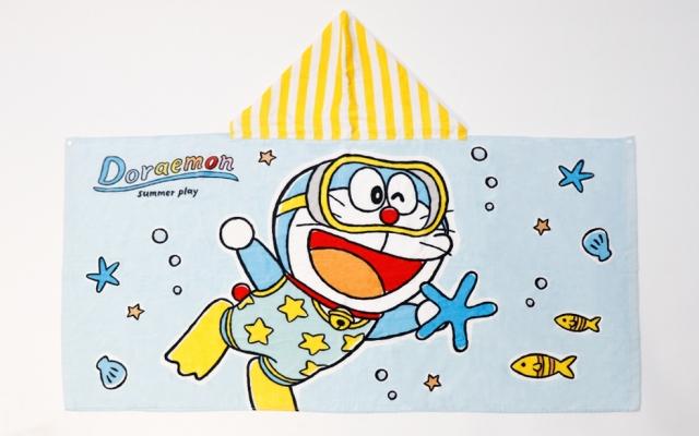 『ドラえもん』x「3COINS」夏を楽しめる30以上のアイテムが登場!タオル・保冷剤・ビーチボール・浮き輪など