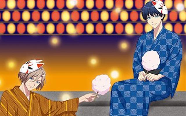 TVアニメ『A3!』x「太鼓の達人」コラボイラストが解禁だドン!缶バッジ&アクスタの限定プライズも登場だドン!