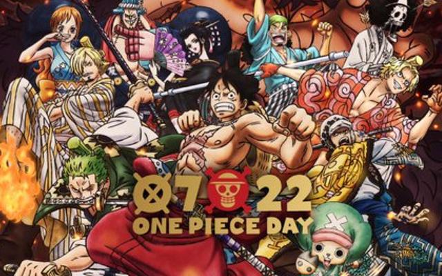 本日7月22日は『ONE PIECE』の日!ワノ国の新規ビジュアル公開&キャンペーンなど新情報満載!