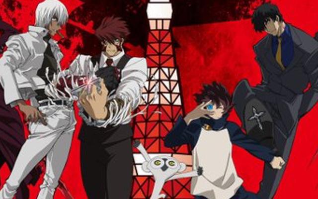 『血界戦線』x「東京タワー」ライブラメンバーを探すアトラクション「フェムトからの挑戦状」などを実施!