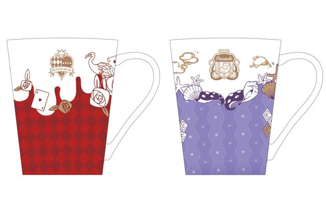 『ツイステ』各寮デザインのマグカップが登場!さりげなく自分の推しをアピールしたい人にぴったりのアイテム