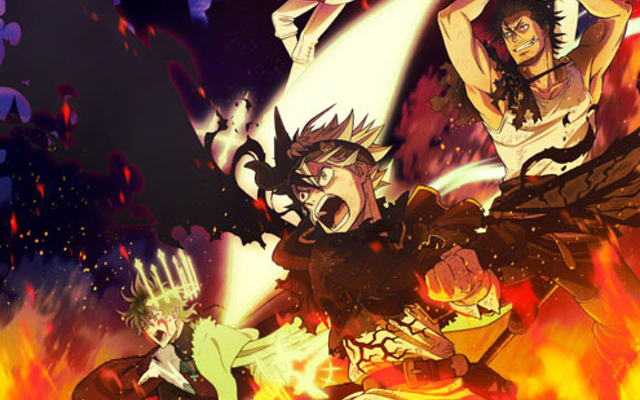 TVアニメ『ブラクロ』新OPがTOMORROW XTOGETHERに決定!初となる日本オリジナル楽曲「永遠に光れ」