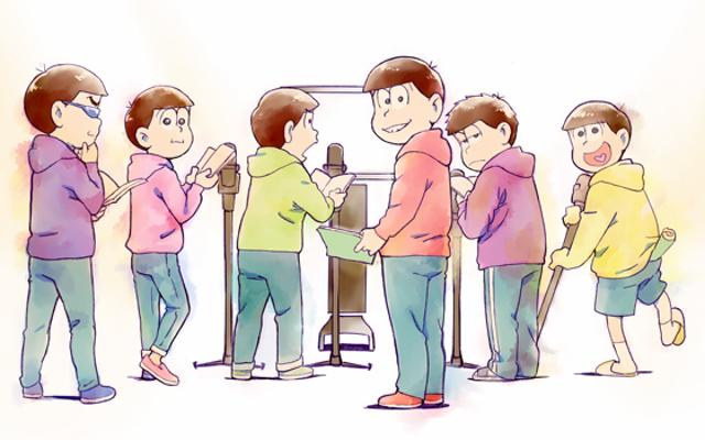 『おそ松さん』6つ子&トト子キャストが集結する第3期放送記念イベント開催決定!トークコーナーを実施予定