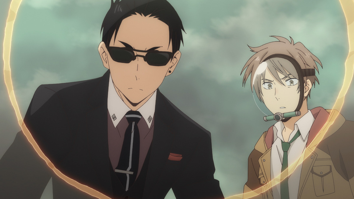 TVアニメ『富豪刑事』3話感想 新幹線立てこもり事件発生&加藤の過去が明らかに!加藤と大助の距離感にも変化が…?