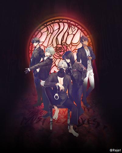 Rejetの新プロジェクト『CARNELIAN BLOOD』MV2作品公開!オトナのロック&世界観を引き立たせる美しい映像