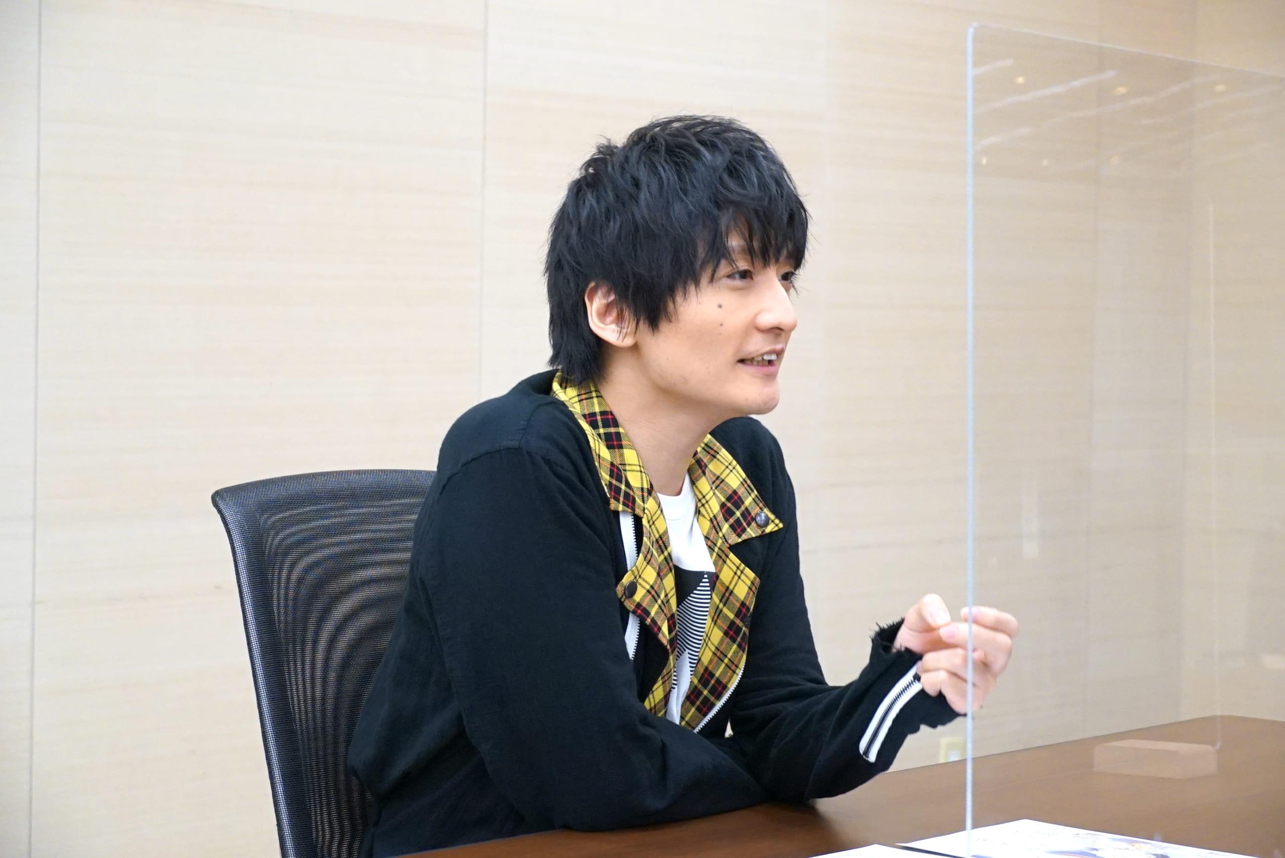 アニメーション映画『ふりふら』島﨑信長さんが青春を語る!「僕もBUMP OF CHICKENさんの曲をバックに走りたい」【インタビュー後編】