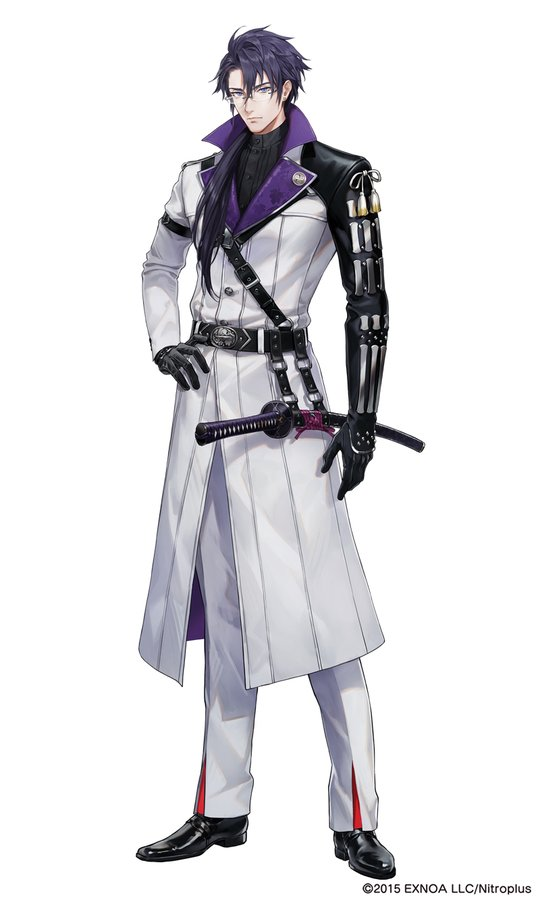 『刀剣乱舞』に置鮎龍太郎さんが参戦!新刀剣男士・太刀「日光一文字」公開&山鳥毛の左腕であることが明らかに