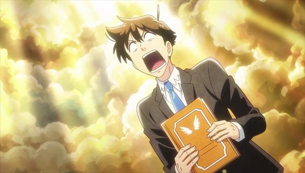 TVアニメ『天地創造デザイン部』迷言連発なティザーPV公開!追加キャストには井上和彦さん、諏訪部順一さんらが発表