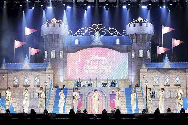 「Disney 声の王子様」特番のオフィシャルレポート到着!ライブの様子を収録したBlu-rayも発売決定