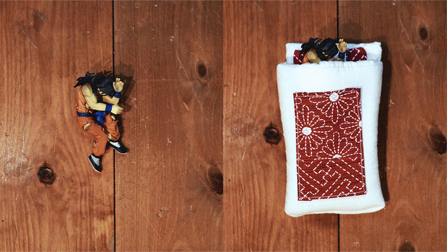 ぬいやフィギュア用のオリジナルお布団が作れるサービス「FUTON」に注目!柄を変えて推しイメージのお布団も作れちゃう