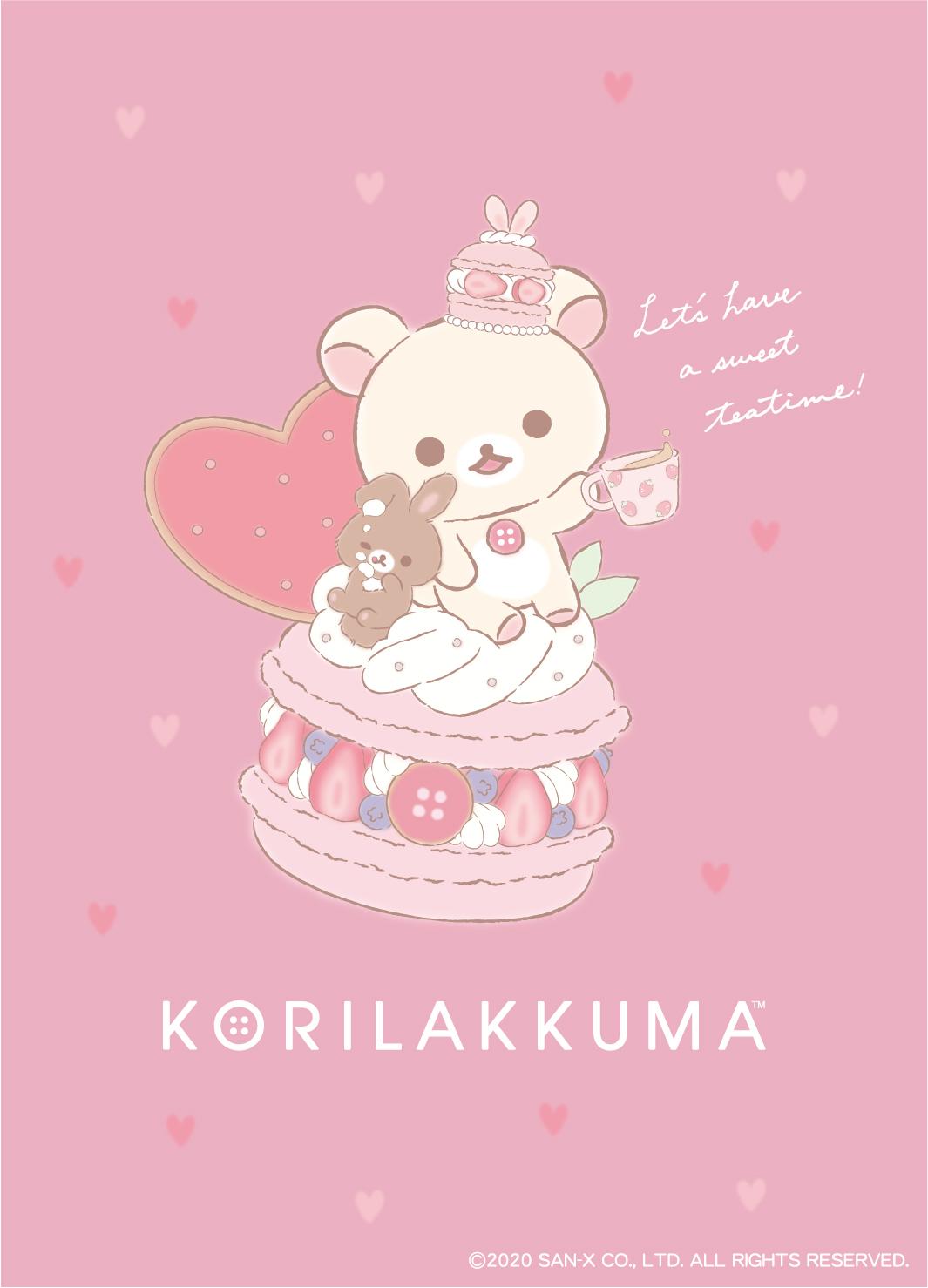 単独ショップ「コリラックマストア」3年ぶり開催決定!くすみピンク&ピンクブラウンの大人かわいいグッズ盛りだくさん