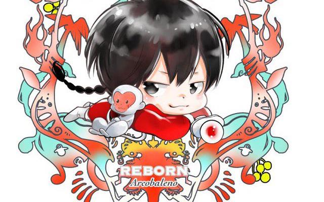 『リボーン』9月は嵐のアルコバレーノ・風(フォン)が登場!天野明先生が描き下ろしカレンダーを公開中