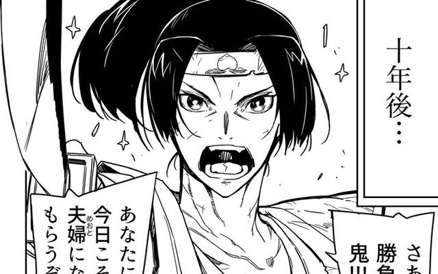 『ムシブギョー』作者・福田宏先生が描く「桃太郎」が尊すぎる!桃太郎と美しい紅鬼の関係に胸キュン