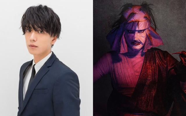 ミュージカル『るろうに剣心』志々雄真実役に黒羽麻璃央さんが発表!恐怖すら感じるキャラビジュアルも公開