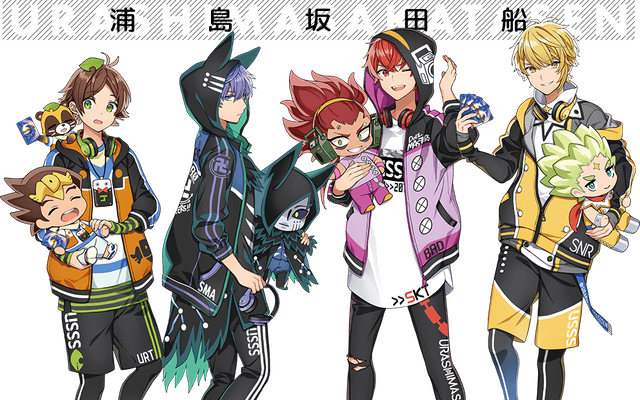 歌い手ユニット・浦島坂田船が「初デートで着てほしい服」をテーマにコーデバトル開催…のはずがコーデよりもマネキンに目がいく