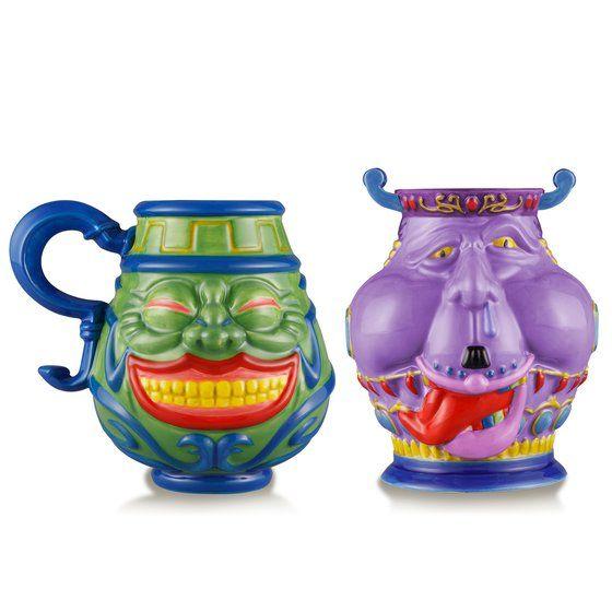 『遊戯王』強欲な壺&貪欲な壺がマグカップと湯呑みになって登場!細部までこだわったクオリティの高さに注目