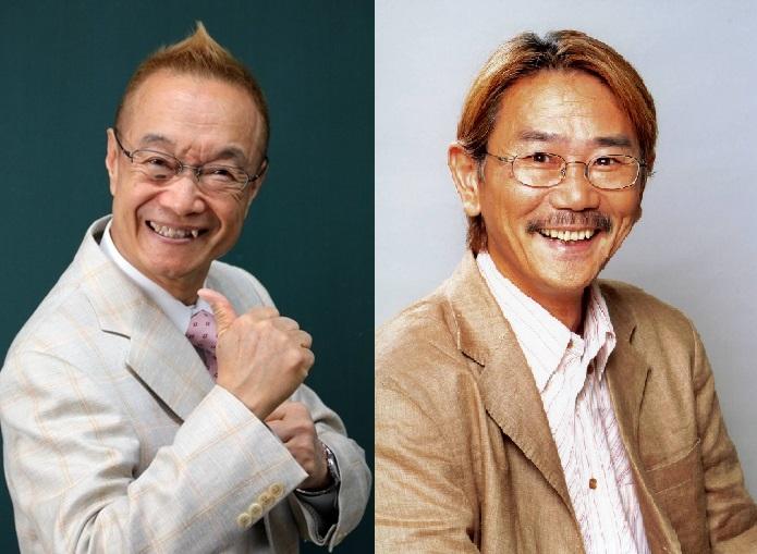 レジェンド声優が本音を語り合うトーク番組「声優のホンネ」無料配信決定!初回ゲストは神谷明さんと千葉繁さん