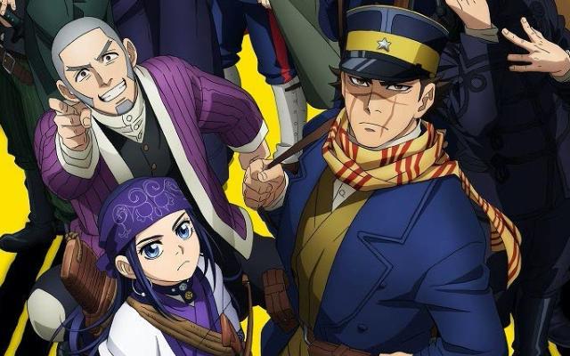 TVアニメ『ゴールデンカムイ』第1期&第2期が無料配信決定!小林親弘さんらキャストの新規録り下ろしオーコメ版も