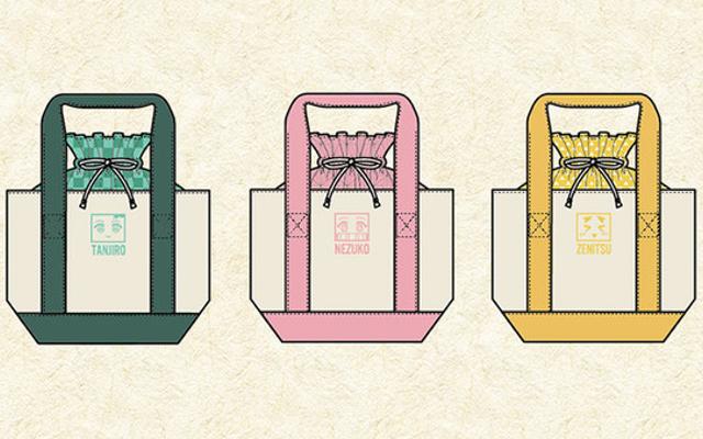 『鬼滅の刃』x「ハニーズ」コラボ第二弾アイテムが登場!バッグやポーチなど日常使いしやすい全15種類