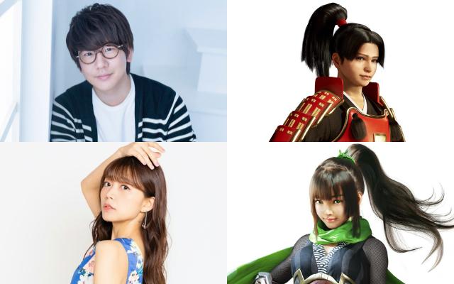 花江夏樹さんと三森すずこさんが「赤いきつね緑のたぬき」のCMに出演!フルCGで制作された参謀&くノ一役を担当