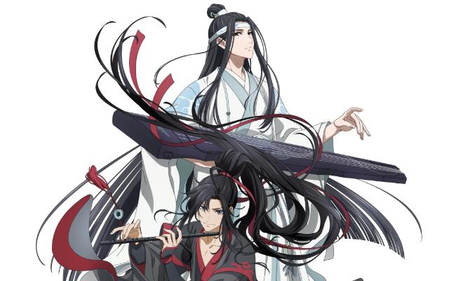 TVアニメ『魔道祖師』日本語吹き替え版は2021年冬放送決定!キャストに木村良平さん&立花慎之介さんが発表