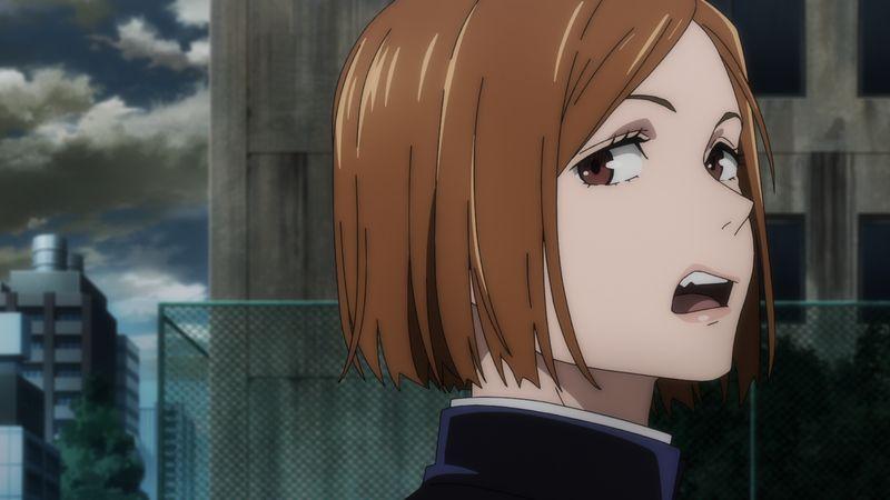 TVアニメ『呪術廻戦』第3話感想「私が私であるためだもの」1年生の紅一点・野薔薇登場!五寸釘と金槌で戦う鉄骨娘